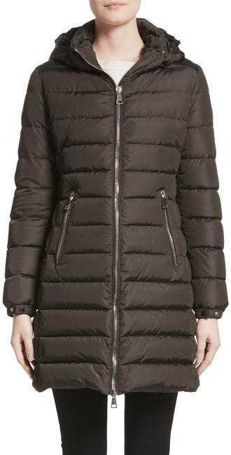 Item - Olive Orophin Hooded Down Puffer Coat Size 16 (XL, Plus 0x)