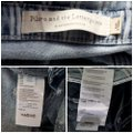 Anthropologie Blue & White Acid Pilcro Washed Striped New Skinny Jeans Size 27 (4, S) Anthropologie Blue & White Acid Pilcro Washed Striped New Skinny Jeans Size 27 (4, S) Image 11