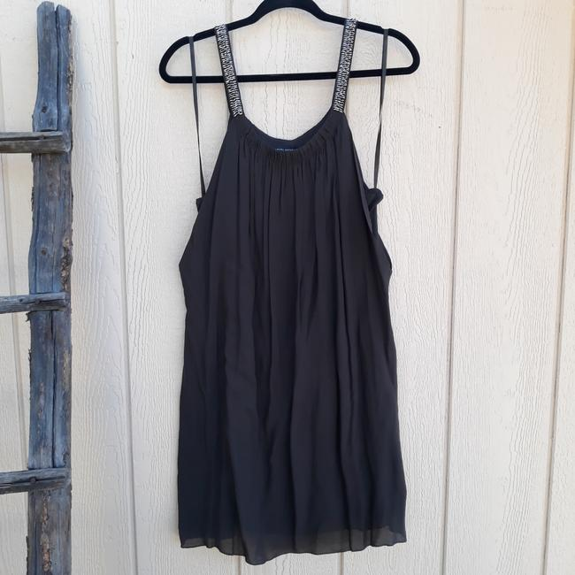 Item - Brown Short Casual Dress Size 12 (L)