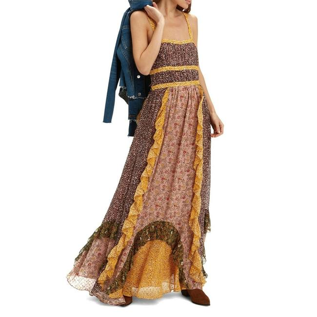 Item - Multicolor Long Casual Maxi Dress Size 4 (S)