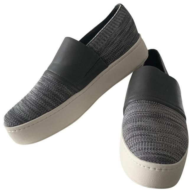 Item - Grey Platform Sneakers Flats Size US 9 Regular (M, B)