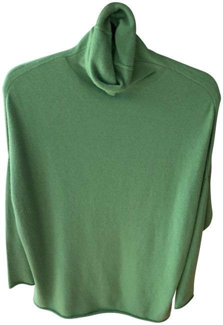 Item - Oversized Cashmere Green Sweater