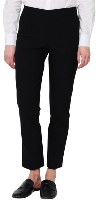 Item - Black Straight Leg In Technical Stretch S Pants Size 4 (S, 27)