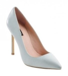 Shoemint Pastel Blue Pumps
