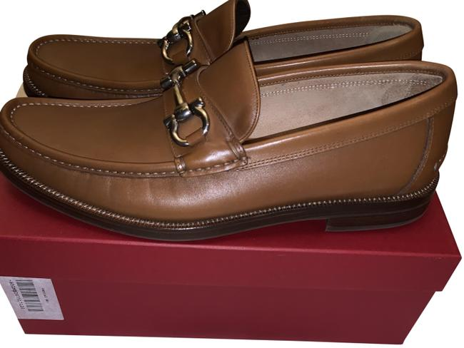 Item - Tan Loriano Men's Loafers Formal Shoes Size US 12 Regular (M, B)