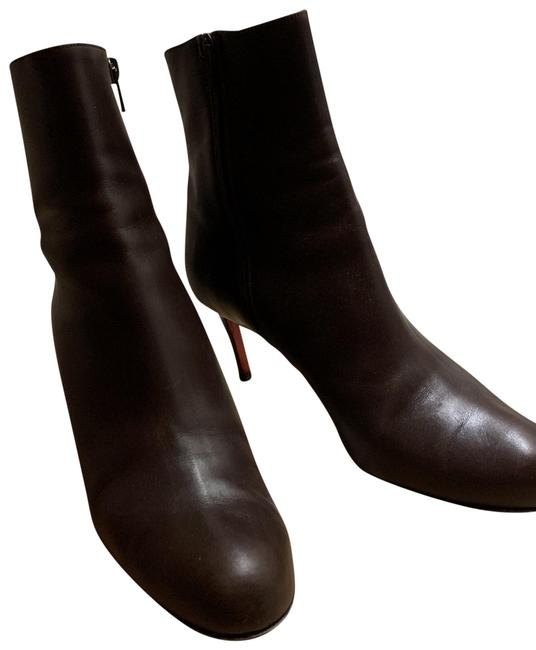 Item - Cacao/Brown Simple Boots/Booties Size EU 40 (Approx. US 10) Regular (M, B)