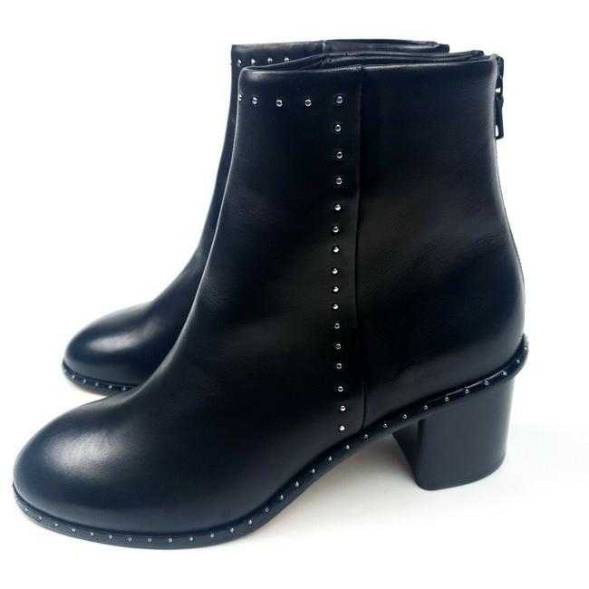 Item - Black Willow Stud Boots/Booties Size US 9.5 Regular (M, B)
