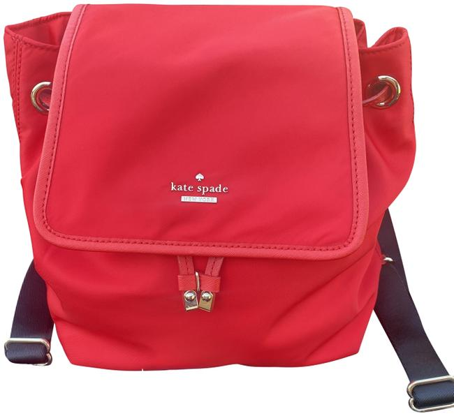 Item - Red Silk Backpack