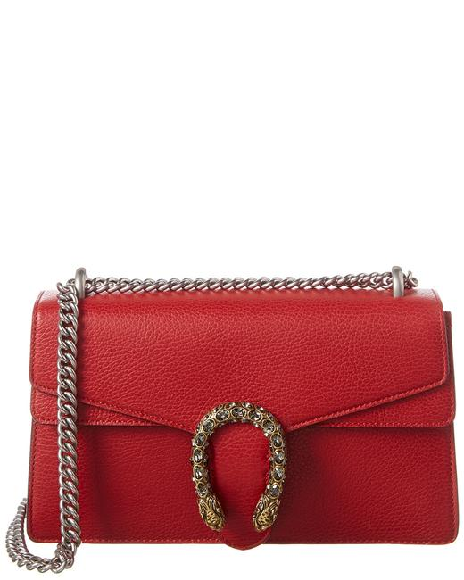 Item - Dionysus Small Leather 400249 Caogx 8990 Red Shoulder Bag