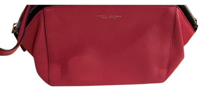 Item - Dr Wristlet By Hot Pink Leather Clutch