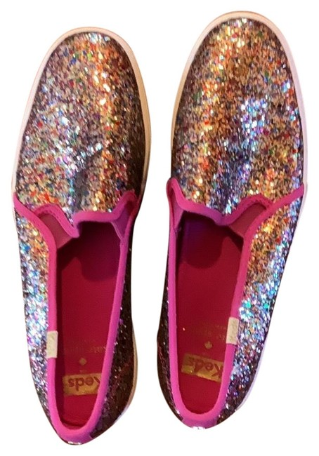 Item - Sparkly - Keds Sneakers Size US 8 Regular (M, B)