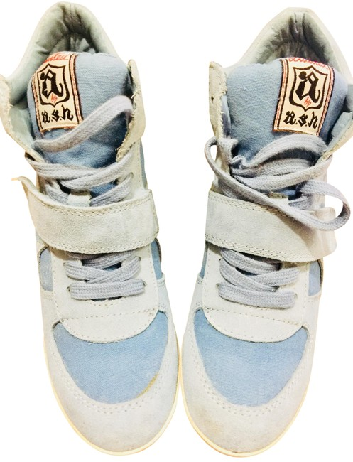 Item - Baby Blue Boots/Booties Size US 7.5 Regular (M, B)