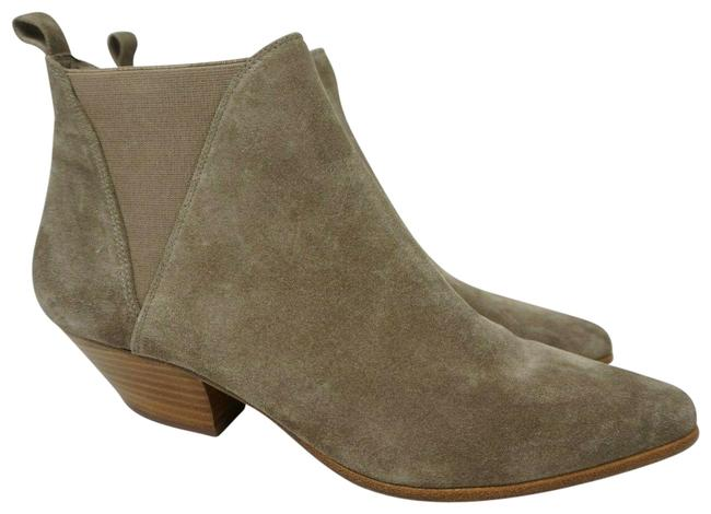 Item - Grey Women's Nadie Suede Pointed Toe Boots/Booties Size EU 40 (Approx. US 10) Regular (M, B)