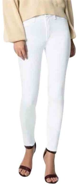 Item - White The Charlie High Rise Ankle Skinny Jeans Size 27 (4, S)