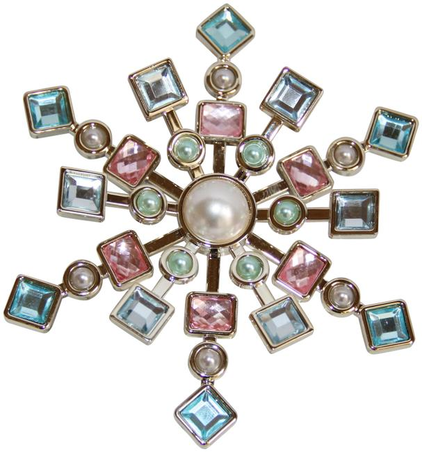Item - Pink & Teal New with Tag Gem Pearl Wallflower