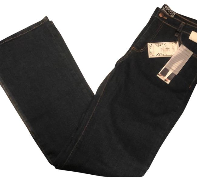 Item - Dark Blue Rinse Tummy Tuck Relaxed Fit Jeans Size 10 (M, 31)