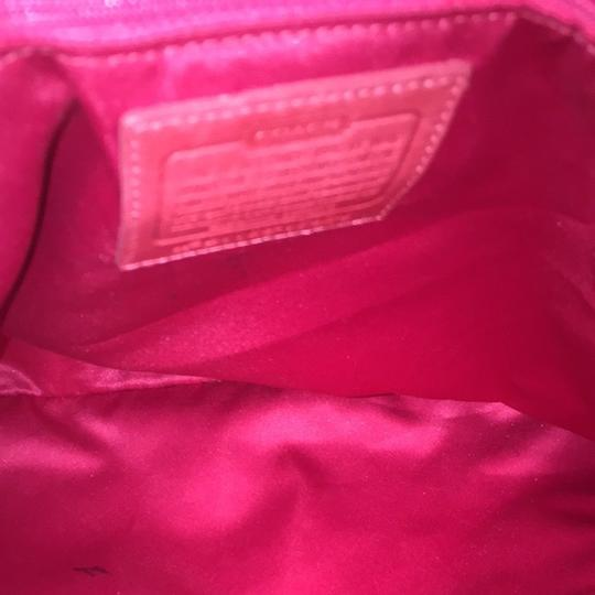 Coach Tote in Camelia/pink