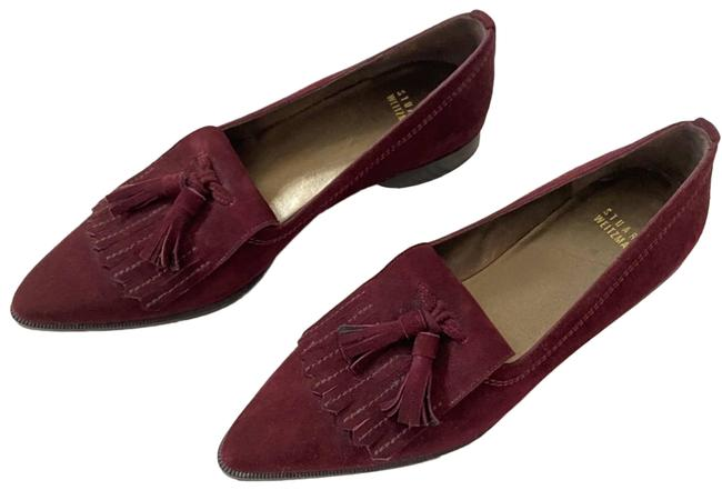 Item - Purple Nwot Point Wingtop Tassel Loafers Flats Size US 8.5 Regular (M, B)
