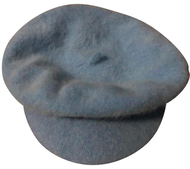 Item - Medium Blue Newsboy Hat