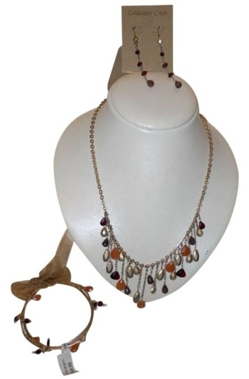 Preload https://item4.tradesy.com/images/coldwater-creek-necklace-set-283343-0-0.jpg?width=440&height=440