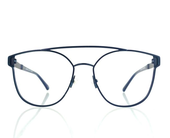 Item - Blue and Gold Bl2522 03 62mm Frames Only Sunglasses
