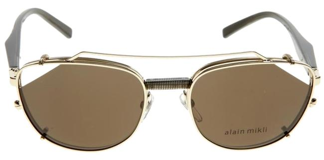 Item - Gold A02024 002/71 Sunglasses