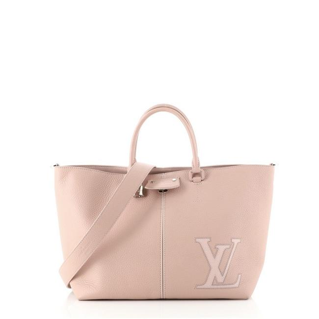 Item - Pernelle Handbag Taurillon Pink Leather Tote