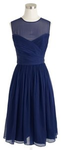 J.Crew Sweetheart Illusion Dress