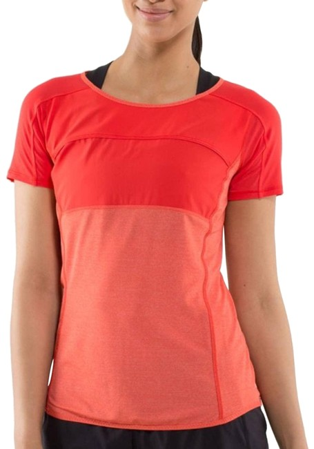 Item - Red Run Active Fast Track Sleeve Women's Tee Shirt Size 6 (S)