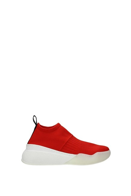 Item - Red Women Sneakers Size EU 35 (Approx. US 5) Regular (M, B)
