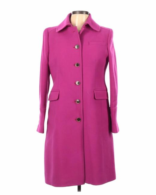 Item - Pink Double-cloth Metro with Thinsulate Coat Size Petite 12 (L)