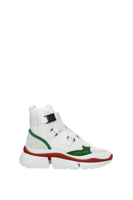Item - White Women Sneakers Size EU 40 (Approx. US 10) Regular (M, B)