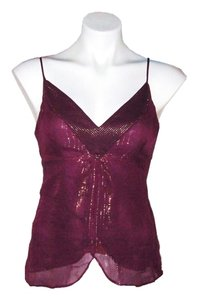 To the Max Bcbg Camisole Unique Top Purple