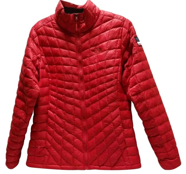 Item - Red Ic Thermoball Jacket Size 12 (L)