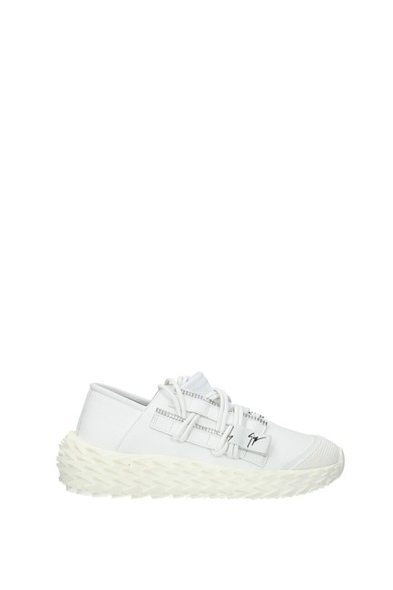 Item - White Urchin Women Sneakers Size EU 35 (Approx. US 5) Regular (M, B)