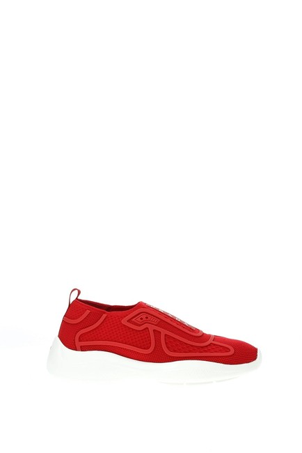 Item - Red Woman Sneakers Size EU 37.5 (Approx. US 7.5) Regular (M, B)