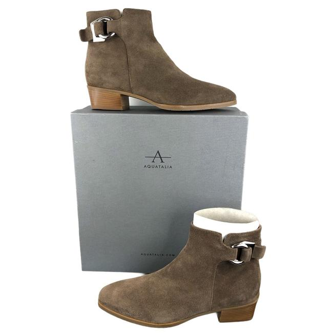 Item - Taupe Faria Weatherproof Boots/Booties Size US 8.5 Regular (M, B)