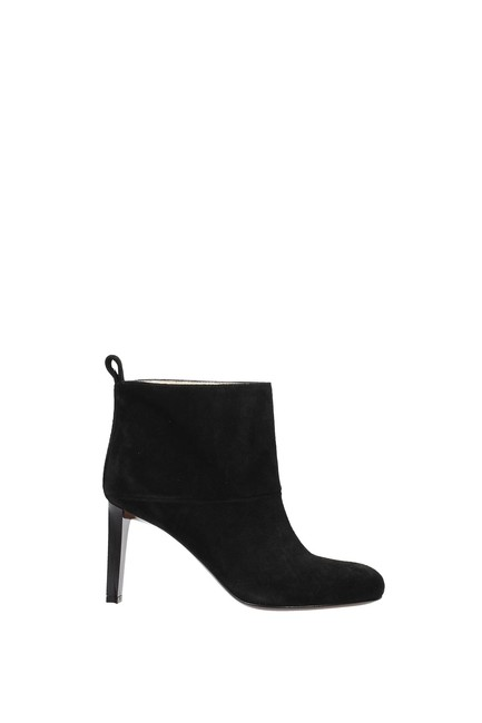 Item - Black Ankle Elsa Women Boots/Booties Size EU 35 (Approx. US 5) Regular (M, B)