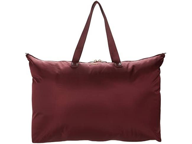 Item - Just In Case Red Nylon Tote