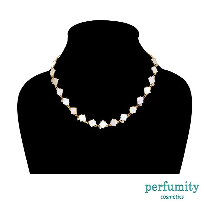 Item - Pearl New York 12kt Narce Riviere New Necklace