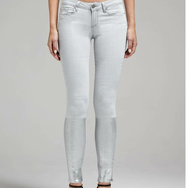 Item - Silver Coated Solstice Verdugo Ultra Skinny Jeans Size 32 (8, M)