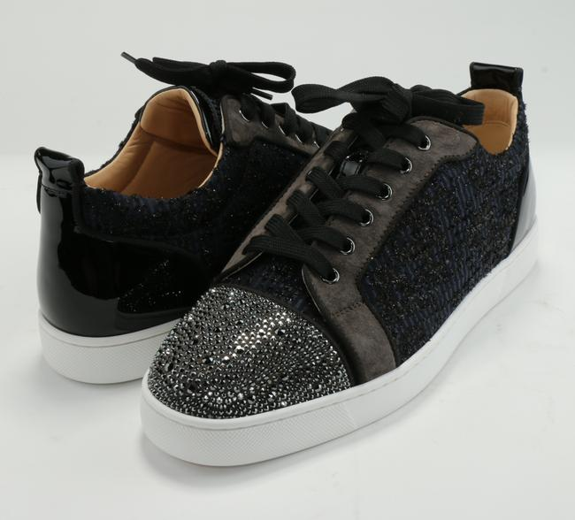 Item - Multicolor Louis Junior P Strass Orlato Flat Shoes