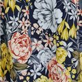 Torrid Navy ☆ Multi Floral Flounce 4x ☆ Casual Maxi Dress Size 28 (Plus 3x) Torrid Navy ☆ Multi Floral Flounce 4x ☆ Casual Maxi Dress Size 28 (Plus 3x) Image 5