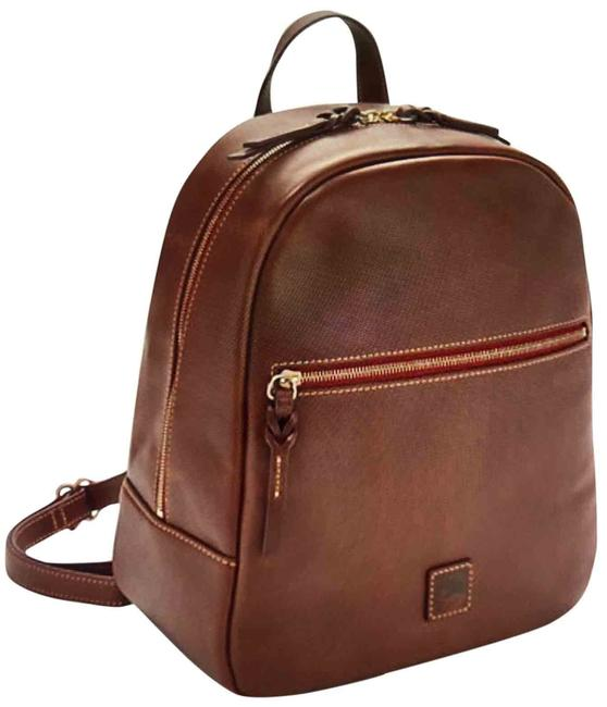 Item - Florentine Ronnie Chestnut Brown Leather Backpack