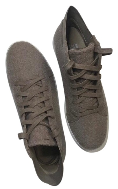 Item - Dark Moss Wool Gaze High-top Sneakers Size US 9 Regular (M, B)