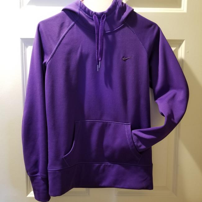 Item - Royal Purple Therma-fit Activewear Outerwear Size 4 (S)