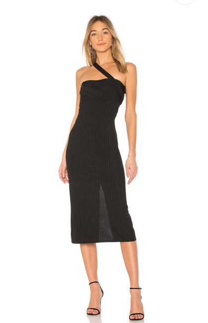 Item - Bandeau In Embassy Mid-length Cocktail Dress Size 0 (XS)