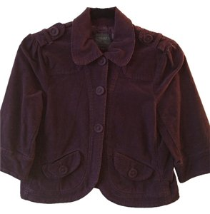Sanctuary Clothing Purple Blazer