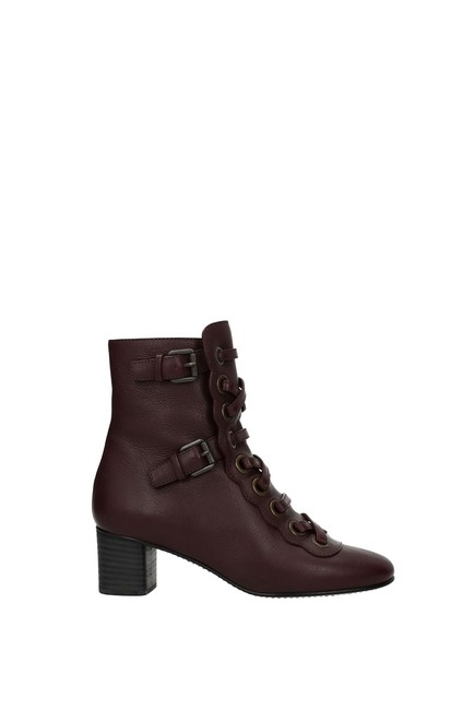 Item - Violet Ankle Women Boots/Booties Size EU 37 (Approx. US 7) Regular (M, B)