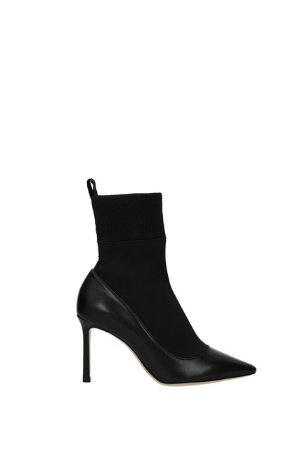 Item - Black Ankle Brandon Woman Boots/Booties Size EU 37.5 (Approx. US 7.5) Regular (M, B)
